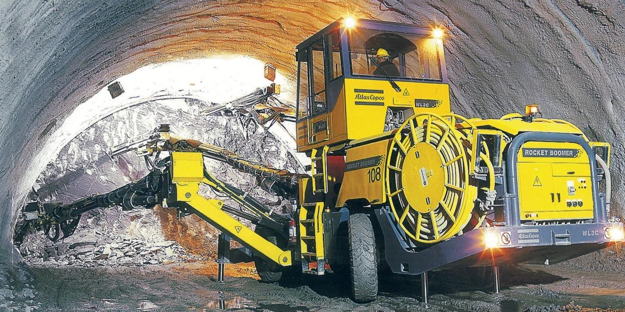 Underground Mining Amp Tunnelling Cavotec Sa