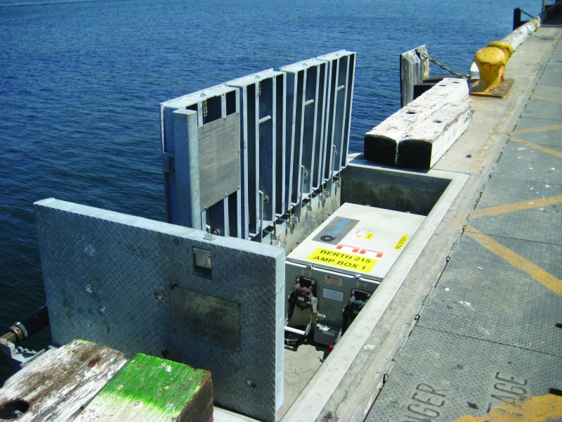 Shore Power Systems For Ports Cavotec Sa
