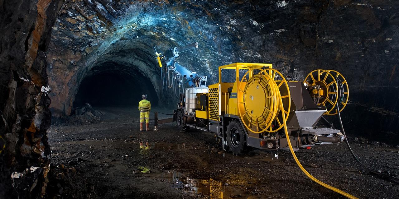 Minería subterránea | Cavotec SA